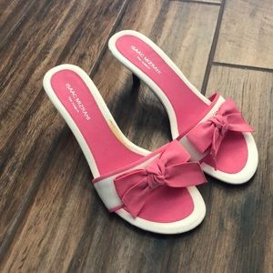 ISAAC MIZRAHI for Target Heels